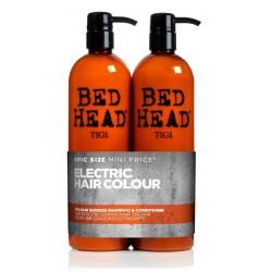 Tigi Bed Head Colour Goddess Duo sampon+kondícionáló 2x750 ml