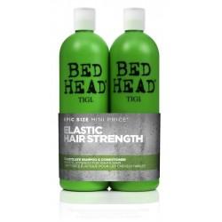 Tigi Bed Head Elasticate Duo rugalmasító sampo és kondicionáló, 2x750 ml