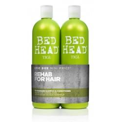 Tigi Bed Head Re-Energize Duo energetizáló sampon+kondicionáló, 2x750 ml